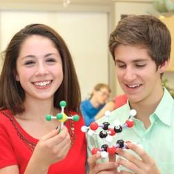 Моделирование молекул на уроках химии