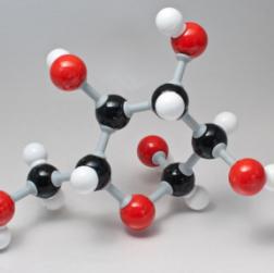 Модель глюкозы для примера
